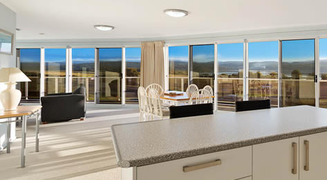 Waterview Penthouse Apartments